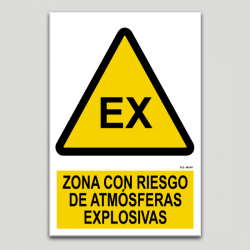Zona de risc d'atmòsferes explosives