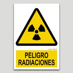 Peligro radiaciones