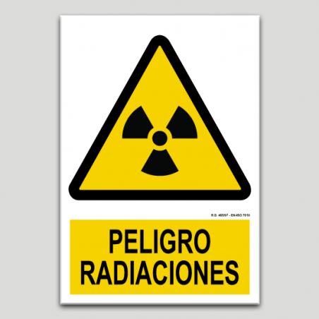 Perill radiacions
