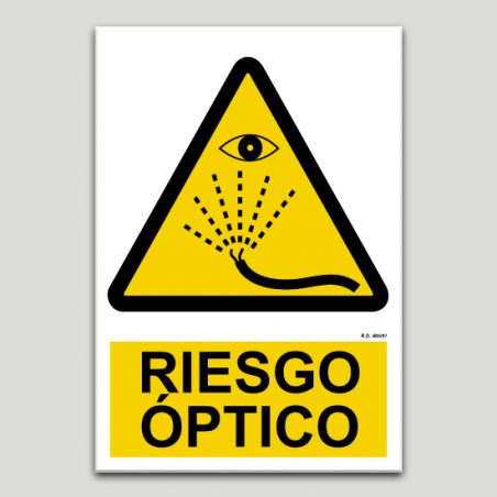 Risc òptic
