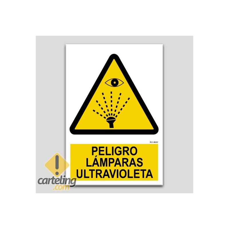 Perill làmpades ultraviolada