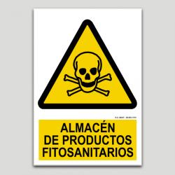 Almacén de productos fitosanitarios