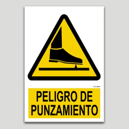 Perill de punxonament