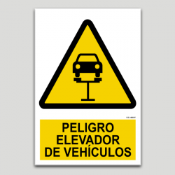 Perill, elevador de vehicles