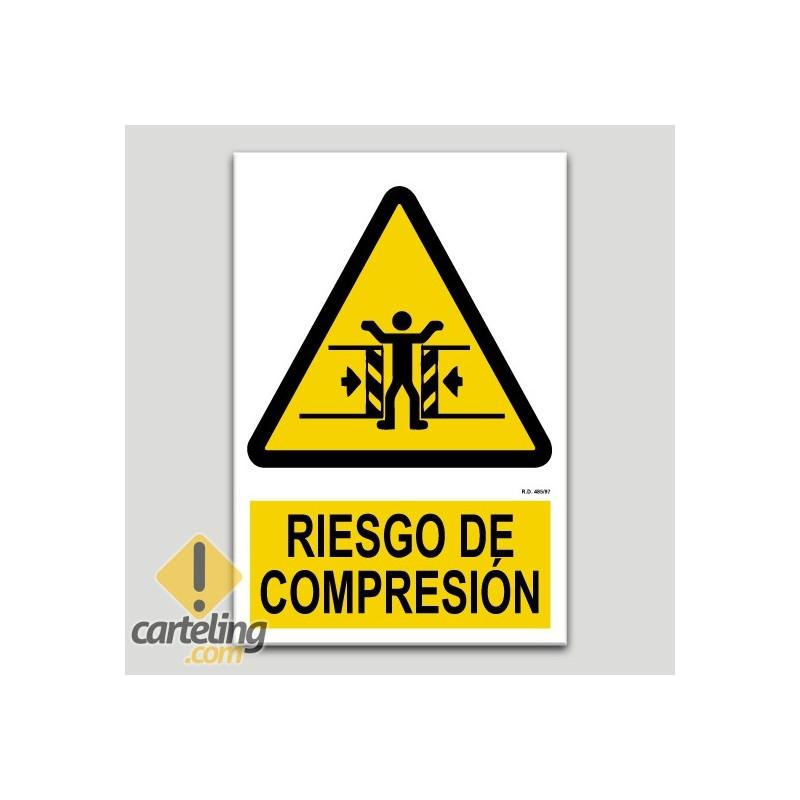 Risc de compressió