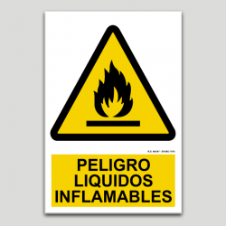 Perill líquids inflamables