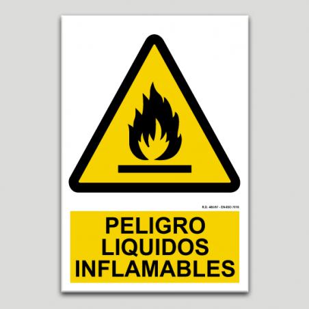 Perill líquids inflamables