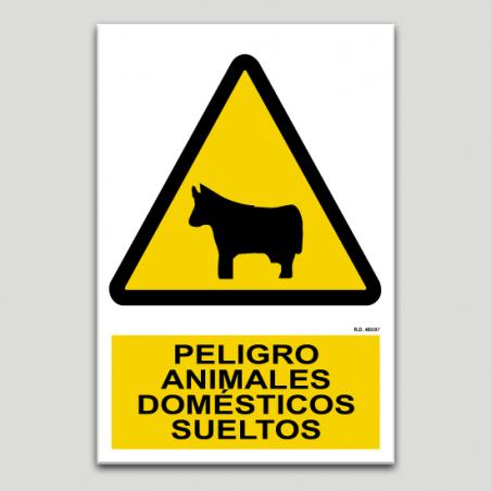 Perill animals domèstics solts