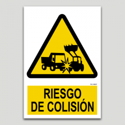 Riesgo de colisión