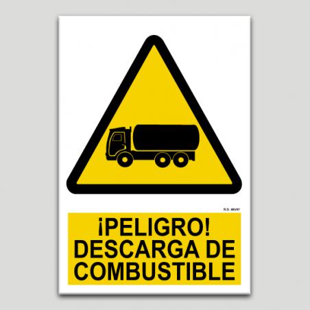 Perill descarrega de combustible