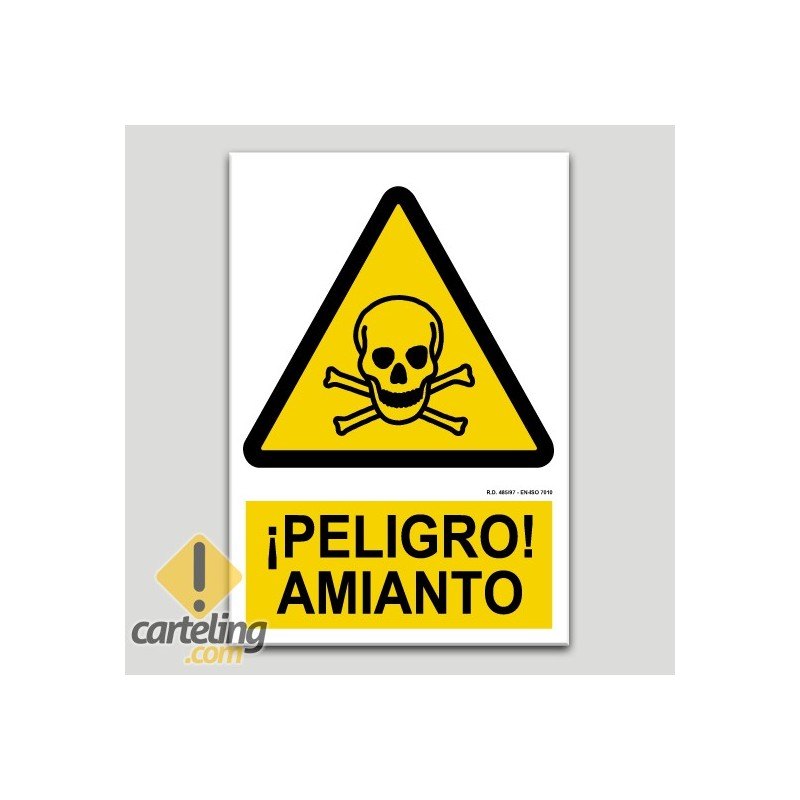 Perill amiant