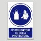Ús obligatori de roba protectora