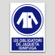 Uso obligatorio de chaqueta ignífuga
