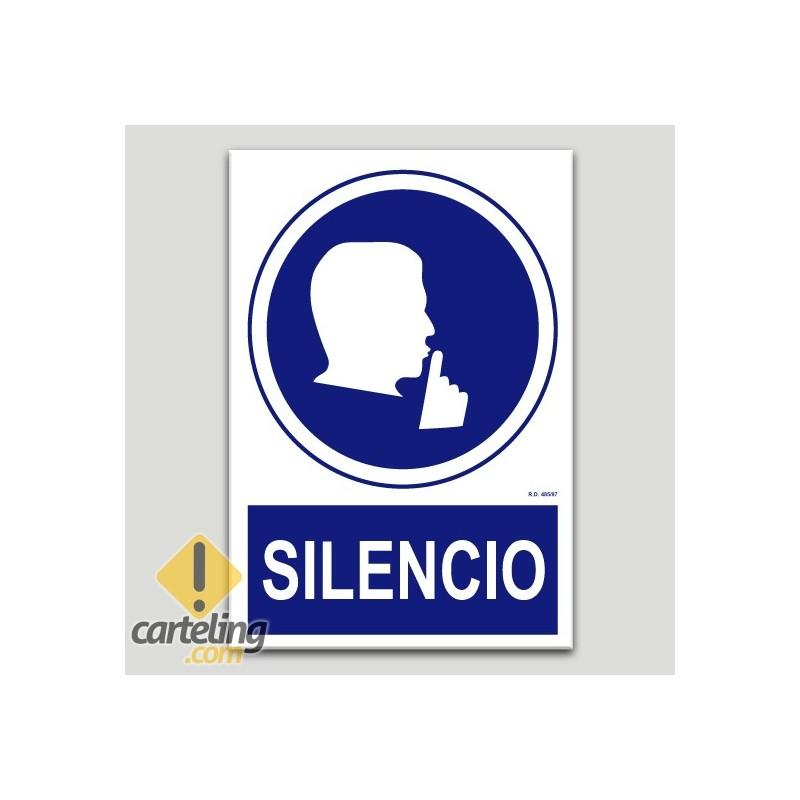 Obligatori guardar silenci