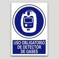 Ús obligatori de detector de gasos
