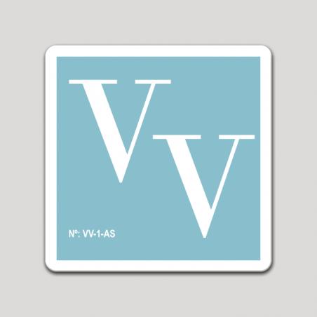 Placa distintivo Vivienda vacacional - Asturias