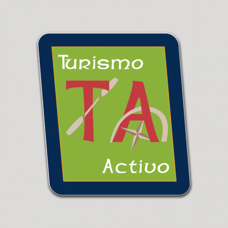 Placa identificativa - Turismo Activo - Asturias