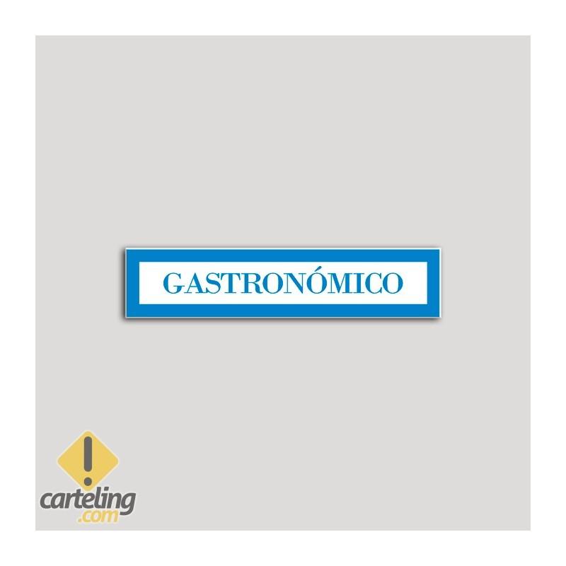 Placa distintivo Hotel - Apartamentos - Especialidad - Gastronómico.Andalucía.