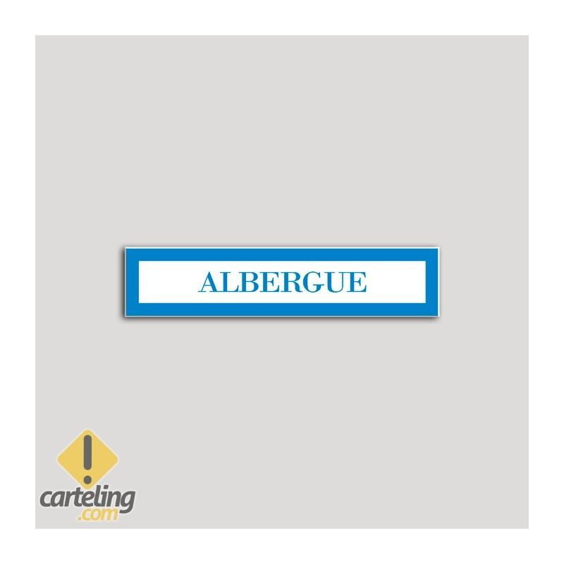 Placa distintivo Hotel - Apartamentos - Especialidad - Albergue.Andalucía.