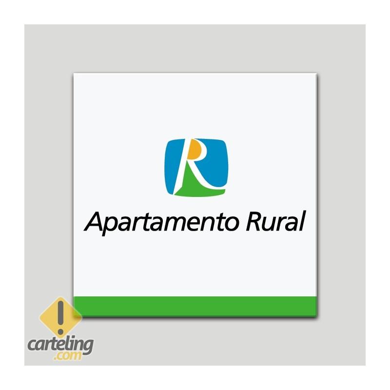 Placa distintivo - Apartamento - Rural - Andalucía