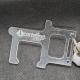 Methacrylate (acrilyc) door opener