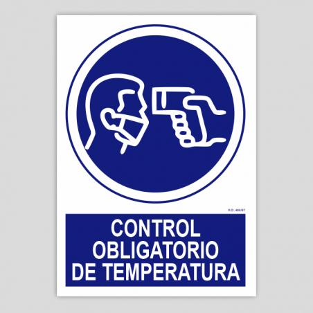 Control obligatori de temperatura