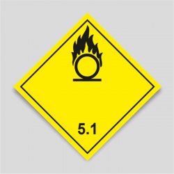 Perill de classe 5.1 Matèries Comburentes