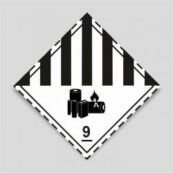 Baterías de Litio - Peligro de clase 9a