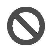 Prohibido sin rótulo
